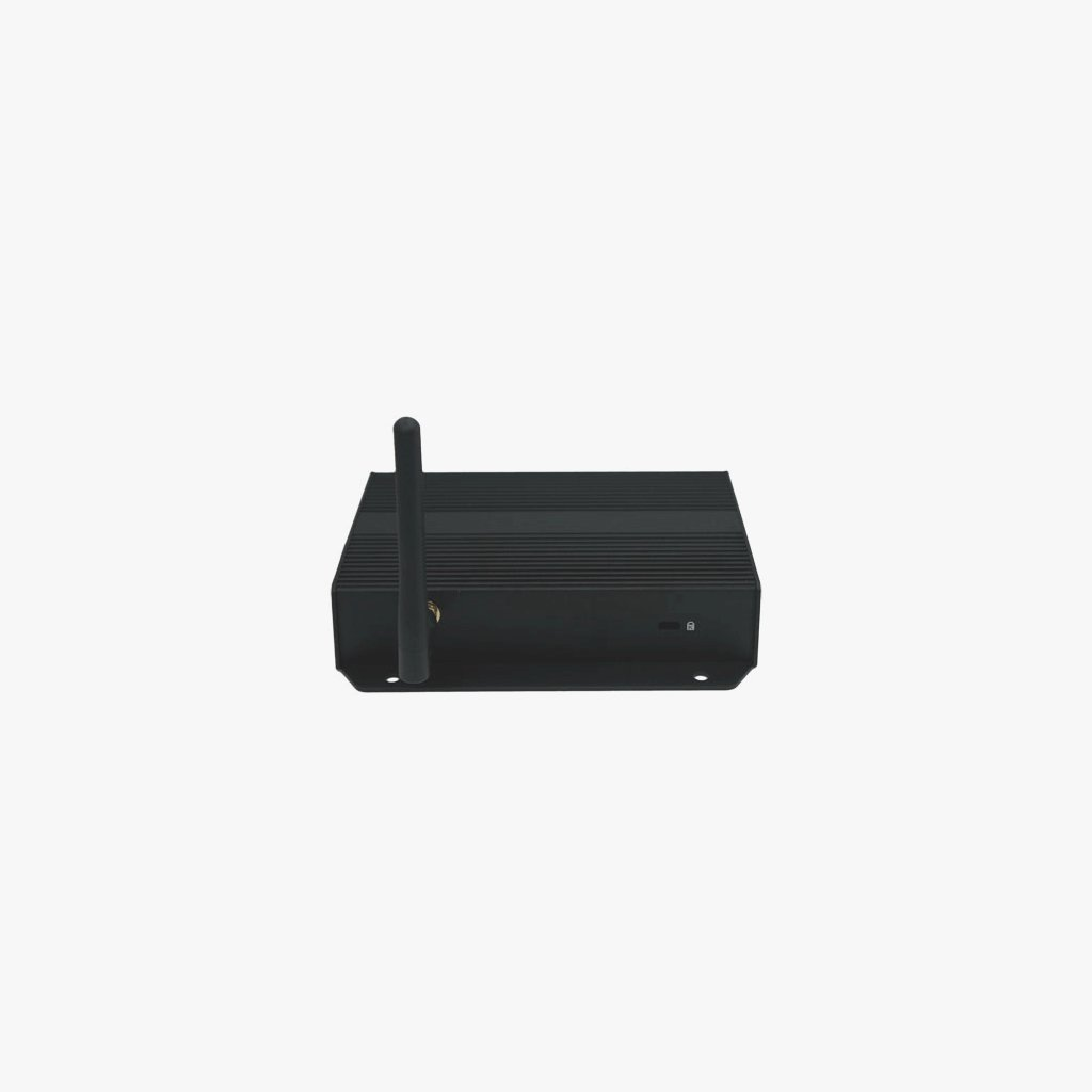 Digital signage player HTML5, SMIL, max. 1080p, HDMI in